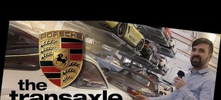 The Transaxle Story: Inside Porsche's Holy Halls (German)