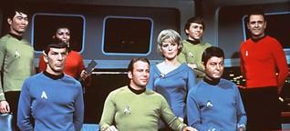 """TV-Jubiläum von """"Star Trek"""": Der Kapitalismus ist abgeschafft"""