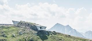 """Reinhold Messner: """"Die Museen sind mein 15. Achttausender"""""""