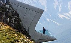 Reinhold Messner & Zaha Hadid: Gipfeltreffen der Ikonen – STYLEPARK