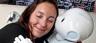 Roboter-Besuch in Hamburg: Mein Treffen mit der Zukunft