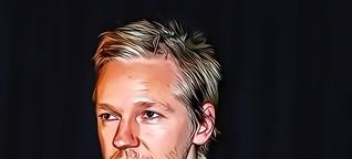 Julian Assange: Schweden plant Befragung im Oktober