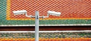Die Überwachungsindustrie muss endlich reguliert werden
