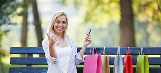 Bezahlen mit Fingerprint oder Telefon