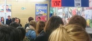 Warum der Kauf von ICE-Tickets viele Lidl-Kunden frustriert