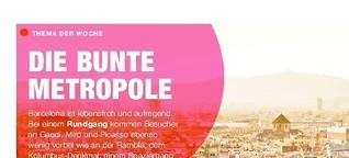 Barcelona - Die bunte Metropole