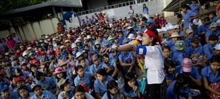Myanmar wird das neue Vietnam