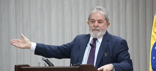 Brasiliens Ex-Präsident Lula soll wegen angeblicher Korruption vor Gericht