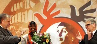 Friedrich-Ebert-Stiftung ehrt Frauenrechtlerin aus Somalia