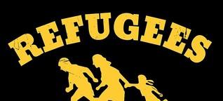 Refugee Radio: Eine Stimme geben vs. Eine Stimme haben