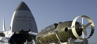 SALIS - Probleme beim NATO Lufttransport