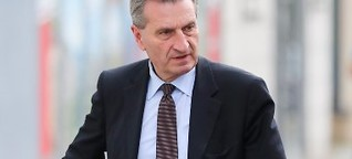 EU-Digitalpaket: Oettinger gefährdet das Internet