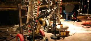 WIR SIND DIE ROBOTER: Ein Festival bringt Musiker und Maschinen zusammen