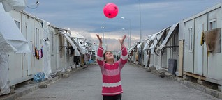 Flüchtlinge: Wie Syrer in der Türkei leben und arbeiten