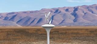 So gewinnt man Trinkwasser aus Luft