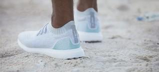 11 Plastikflaschen - ein Schuh: adidas UltraBOOST Uncaged Parley