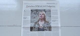 Jelena Djurovic / Für Jüdische Allgemeine