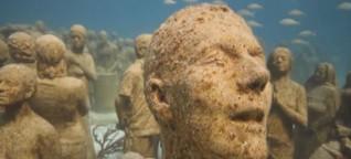 Jason deCaires Taylor's underwater museum