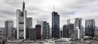 Frankfurt statt London?: Ein Bürgermeister auf Bankerfang