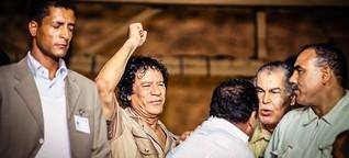Libyen: Bruder Führer. Der Sturz Muammar al-Gaddafis
