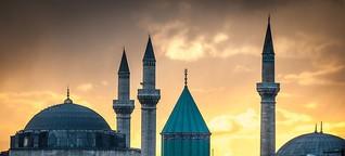 Konya: Der richtige Dreh um das Herz