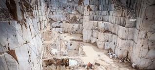 Afyon: Marmorhandel und Opiumernte