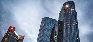 Strafen nach der Finanzkrise: So viel mussten Banken schon zahlen