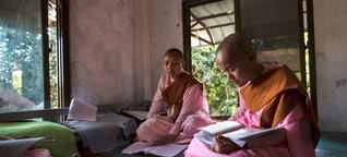 Buddhas Töchter