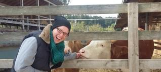 Landwirtin, weiblich, 26, sucht...