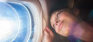Was man beim Tauchen und Fliegen beachten muss: Probleme, Wartezeit, Tipps