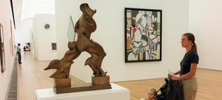 Umberto Boccioni - Italienischer Maler, Bildhauer und Theoretiker