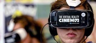 Virtuelle Realität bleibt Storytelling zwischen Vision und Wunsch