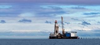 Erdölförderung in Deutschland