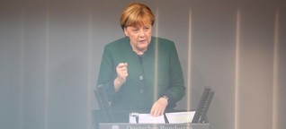 """Merkel-Kandidatur: """"Alternativlos"""" ins Kanzleramt"""