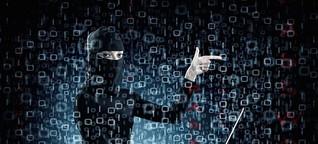 Hacker auf dem Vormarsch
