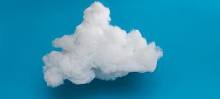 Preisvergleich bei Cloud-Anbietern: Was kostet die Cloud?
