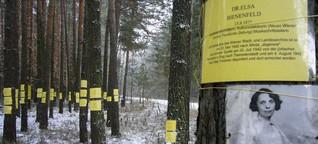 Schau zum Nazi-Lager Malyj Trostenez: Parallelgeschichten aus Minsk