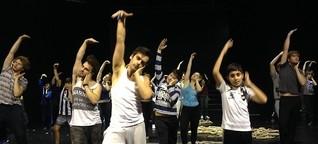 Bühnenpaten für Schüler - WDR 3