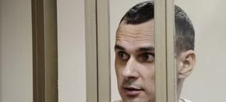 Ukrainischer Regisseur in Russland: Für 20 Jahre ins Straflager