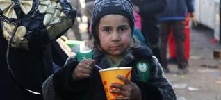 Syrien - Assads Illusion einer heilen Welt