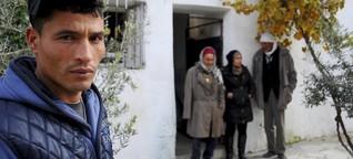 Flüchtlinge aus Nordafrika: Niemand will sie haben