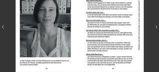 """Eva Werner in der Rubrik """"Who is Who"""" in der NJB Edition Ausland!"""