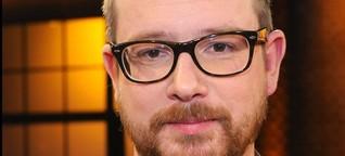 """Krimi-Autor Gregor Weber - """"Geschichten von Niedergang, Ausnutzen, Missbrauch"""""""