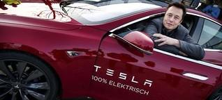 Musk macht mobil