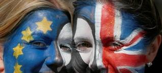 Briten in Deutschland - Shortbread, Marmelade und Brexit-Ängste