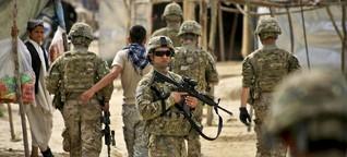 Ehemaliger Übersetzer der US-Armee: Nur ein gewisses Maß an Krieg