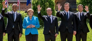 Merkel und ihre Verflossenen | DW.COM | 06.12.2016
