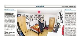 Airbnb: Zimmer frei