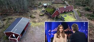 Opfer von Schweden-Fritzl packt aus | Horror-Arzt sperrte mich in Betonbunker
