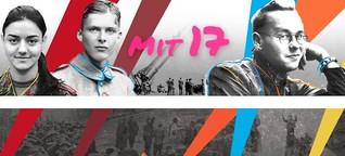 Online-Special: Mit 17... Das Jahrhundert der Jugend